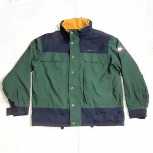 Vintage 90's Tommy Hilfiger Men's Parka Jacket L